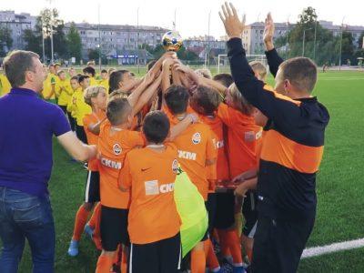 У Житомирі відбудеться турнір із футболу серед юнаків, присвячений пам'яті загиблого морпіха Дмитра Рудя