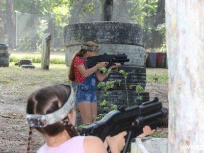 «Контрольна точка перехоплена!», або Як влітку відпочивають діти ветеранів у Вінниці
