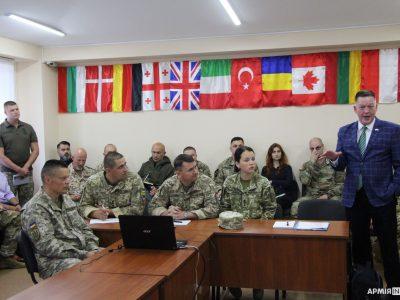 До навчань RAPID TRIDENT 2021 планується залучити 6 тисяч військовослужбовців із 15 країн