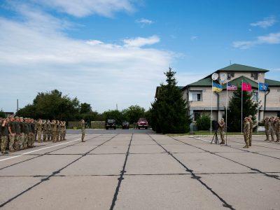 Американські військові прибули у Вінницю для спільних навчань
