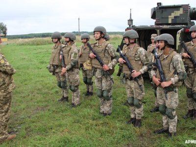 Чи готові першокурсники до Військової присяги