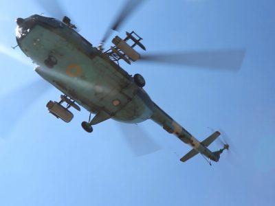 Передові авіанавідники зі складу Об'єднаних сил відпрацювали наведення екіпажів гелікоптерів на цілі