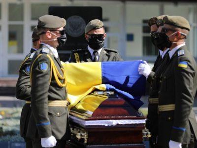На Вінниччині сім'ї померлих учасників АТО/ООС отримуватимуть матеріальну допомогу на поховання