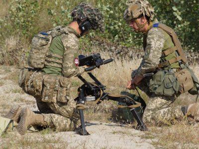У Десантно-штурмових військах визначили найкраще гранатометне відділення
