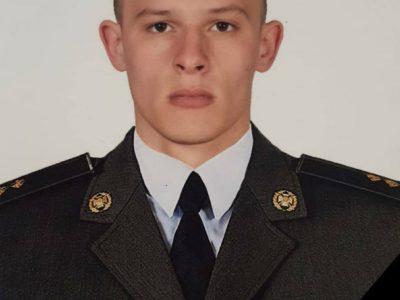 Стало відоме ім'я військового, який 22 серпня загинув у районі ООС