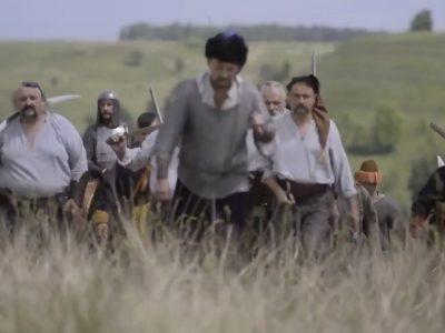 Сьогодні у Києві відбудеться прем'єра історичної документальної стрічки про перемогу в Конотопській битві