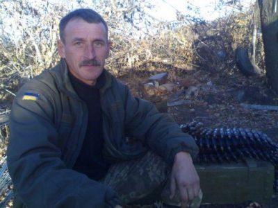 На Вінниччині громада вшанувала пам'ять земляка у 5-ті роковини загибелі офіцера