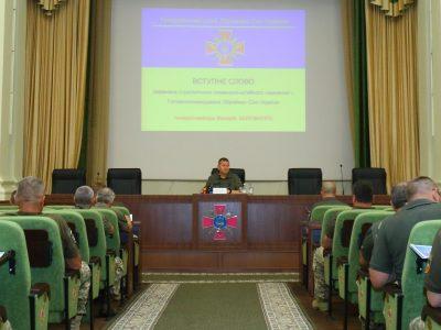 Завершено підготовку до командно-штабного навчання «Об'єднані зусилля – 2021»