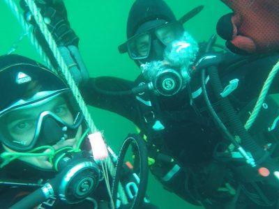 В акваторії Чорного моря розпочалась активна фаза багатонаціонального навчання «Дайв — 2021»