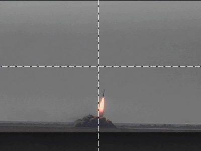 Реактивні снаряди «Тайфун-1» перевірили радарною системою MFTR-2100/40