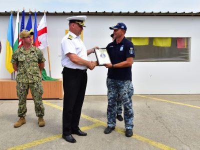 У Румунії завершилися багатонаціональні навчання «Дайв – 2021» за участі військових водолазів України