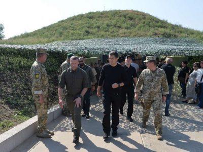 «Нещодавні обстріли Авдіївки є серйозним порушенням Мінських домовленостей» ‒ Дмитро Разумков