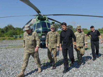 Спостереження СММ ОБСЄ за ситуацією на сході України має бути цілодобовим ‒ Дмитро Разумков