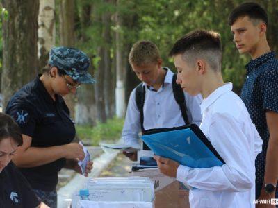 Із Севастополя й Донеччини: чому абітурієнти обирають навчання у флотському ліцеї