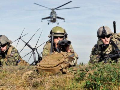 Військові навчання НАТО розпочинаються у Чехії