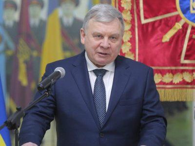 Привітання Міністра оборони з нагоди Дня Повітряних Сил ЗС України