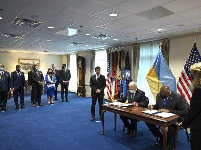 Між Україною та США укладено Меморандум про взаєморозуміння у сфері безпеки космічних польотів і надання послуг та інформації з космічної ситуаційної обізнаності