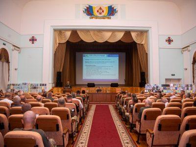 Радник Представництва НАТО в Україні оцінив процес трансформації професійної військової освіти
