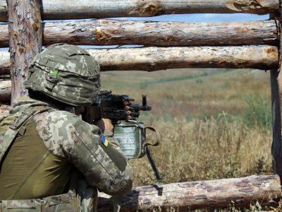 Кулеметні розрахунки відпрацювали тактичні дії в різних умовах бою на місцевості