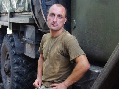 Сергій Матусяр народився в один день із Україною і вже сьомий рік захищає її від агресора