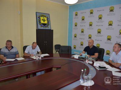 У Донецькій області відбудуться навчальні збори тероборони
