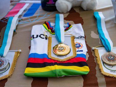 На чемпіонаті світу серед військовослужбовців з велосипедного спорту українські армійки вибороли «золото»