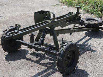 Удосконалення рухомого станка для кулемета дає більше мобільності на полі бою
