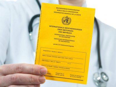 Як військовослужбовцю ЗСУ отримати міжнародний сертифікат про щеплення проти COVID-19