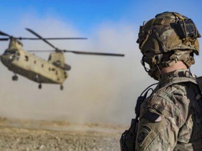 США відправляють ще близько тисячі військових до Кабула