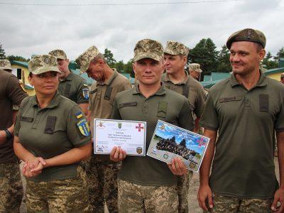 Бригада імені князя Володимира Мономаха завершила навчання в межах місії «Орбітал»