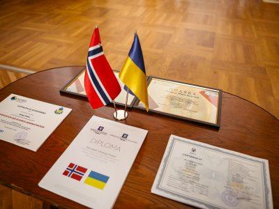 Проєкт «Норвегія-Україна» у Вінниці набирає слухачів