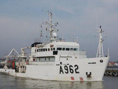 Бельгія передасть Україні дослідницьке судно для моніторингу Чорного й Азовського морів, – Шмигаль