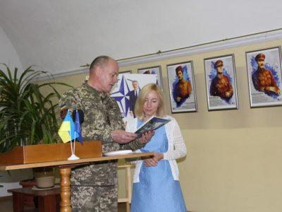 Військові лікарі відвідали виставку «Україна – НАТО»