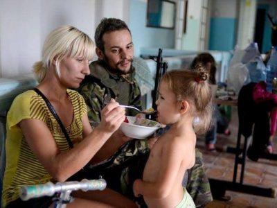 «В Іловайську ми врятували 72 цивільні особи, більшість з них ‒ жінки та діти» ‒ екскомбат батальйону «Донбас» В'ячеслав Власенко