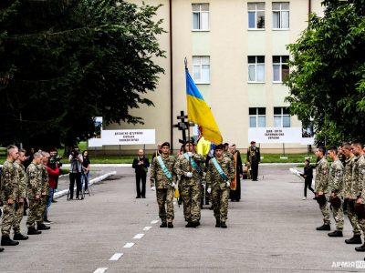 У Львові попрощалися з десантником 80-ї бригади солдатом Дмитром Гудзиком, який загинув у 2015 році
