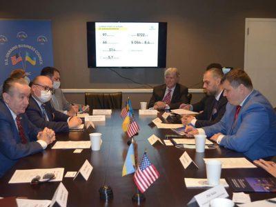 Команда Укроборонпрому в США провела двосторонні переговори з провідними американськими оборонними компаніями
