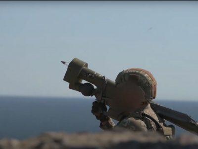Військові навчання на острові Зміїний