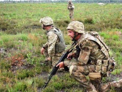 У Києві розпочалися навчання територіальної оборони