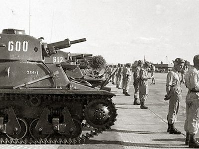 Автомеханік зі Стрия створив перший танковий батальйон ізраїльської армії