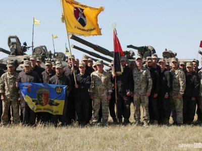 Танкісти бригади «Холодний Яр» стали найкращими в районі проведення ООС