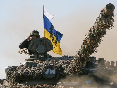 У районі ООС визначають найкращий танковий взвод