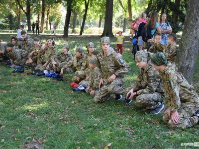 У Полтаві відбувся фестиваль військово-спортивної культури «Будь у формі!»