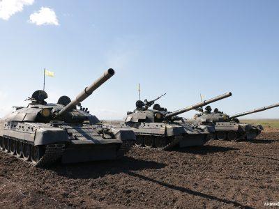 «Сталевий кулак» Об'єднаних сил у наступі та обороні