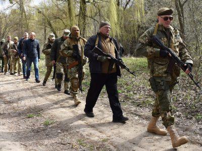 На Вінниччині розпочалися збори резервістів