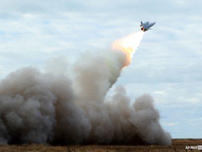 Ракетники відбили авіаналіт