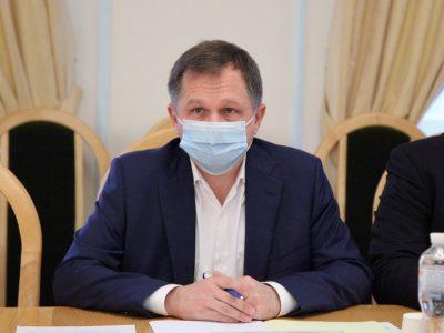 Заступник Секретаря РНБО провів робочу зустріч з представниками Міжнародного комітету Червоного Хреста в Україні