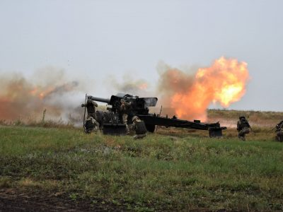 Як артилеристам бригади «Запорізька Січ» вдалося здобути першість на змаганнях Сухопутних військ