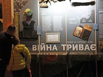 Національний музей історії України у Другій світовій війні запрошує на перегляд стрічок про російську збройну агресію