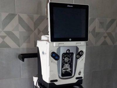 Військові лікарі Харківщини отримали сучасне офтальмологічне обладнання