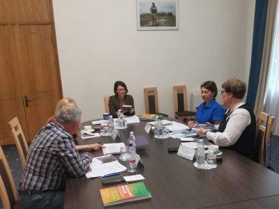 У Міноборони презентували проєкт «Флагманські ініціативи 1325» з питань забезпечення гендерної рівності в ЗСУ